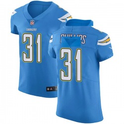 Elite Adrian Phillips Men's Los Angeles Chargers Blue Alternate Vapor Untouchable Jersey - Nike