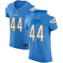 Elite Derrick Gore Men's Los Angeles Chargers Blue Alternate Vapor Untouchable Jersey - Nike