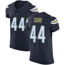 Elite Derrick Gore Men's Los Angeles Chargers Navy Blue Team Color Vapor Untouchable Jersey - Nike