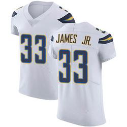 Elite Derwin James Men's Los Angeles Chargers White Vapor Untouchable Jersey - Nike