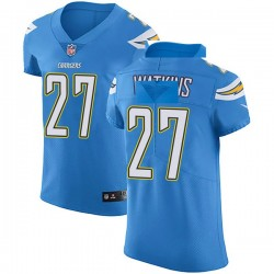 Elite Jaylen Watkins Men's Los Angeles Chargers Blue Alternate Vapor Untouchable Jersey - Nike