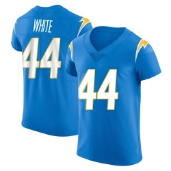 Elite Kyzir White Men's Los Angeles Chargers Blue Alternate Vapor Untouchable Jersey - Nike