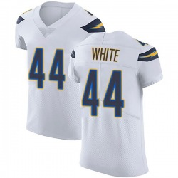 Elite Kyzir White Men's Los Angeles Chargers White Vapor Untouchable Jersey - Nike