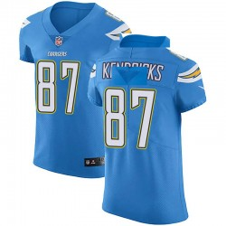 Elite Lance Kendricks Men's Los Angeles Chargers Blue Alternate Vapor Untouchable Jersey - Nike