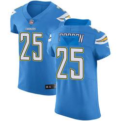 Elite Melvin Gordon Men's Los Angeles Chargers Blue Alternate Vapor Untouchable Jersey - Nike