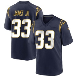 Game Derwin James Youth Los Angeles Chargers Navy Team Color Jersey - Nike